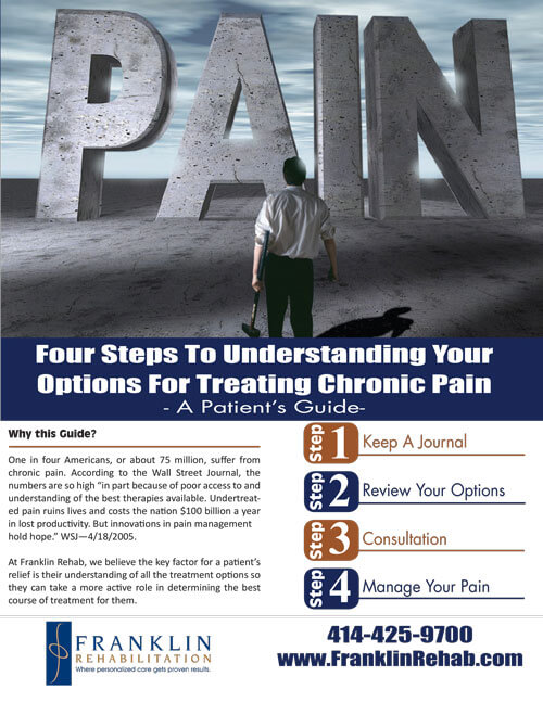 franklin chronic pain guide
