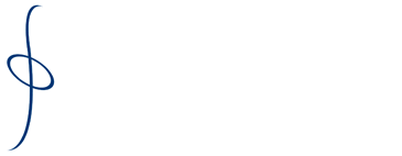 white version of the Franklin Rehab Center logo