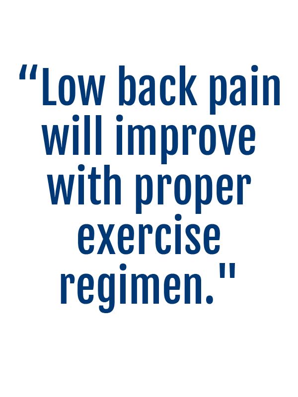 Non Drug Approaches For Low Back Pain Franklin