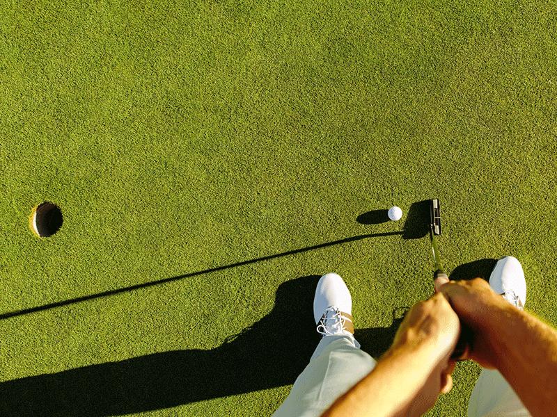 Getting Ready for Golf - Franklin Rehabilitation