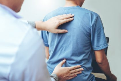 physical therapy back pain