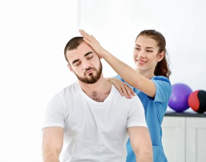 Finding Neck Pain Treatment