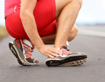 Ankle Pain Treatment in Franklin